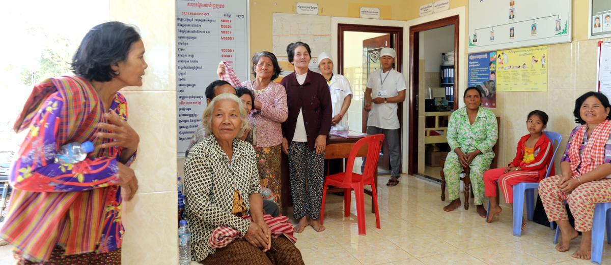Zwei Solingen-Häuser helfen armen Kranken