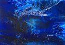 Künstler Peter Wischnewski spendet Bilder