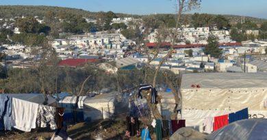 Unerträgliche Zustände im Lager Moria
