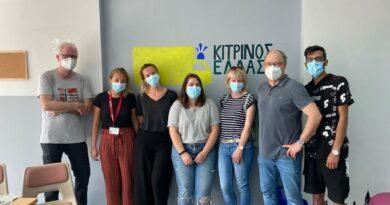 Solingen hilft – vor Ort in Athen und auf Lesbos